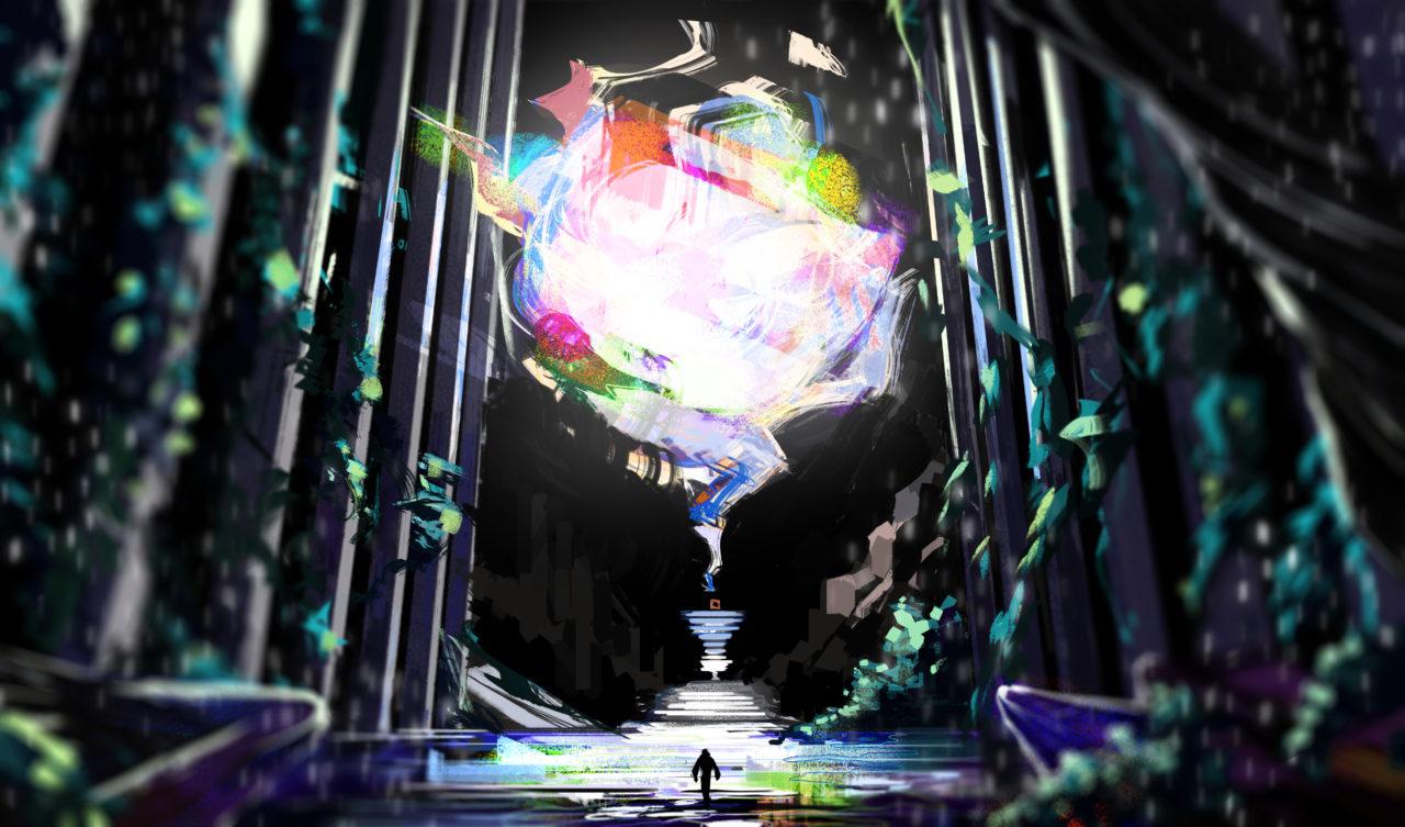 Recursion Excursion Rift Concept Art